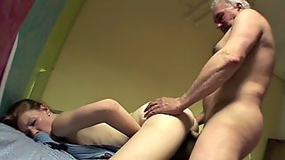 Steaming Old And Young Sex