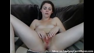 Anal Fisting And Squirt On Webcam