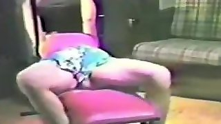 Amateur Bdsm In 1993 With Slave Vicky
