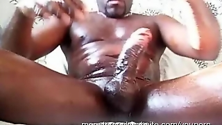 Big, Cock, Masturbation, Gay, Monster, Solo Male