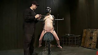 Submissive Blonde Loves Bondage Sex