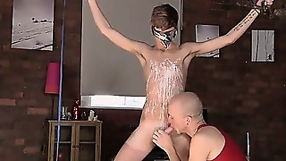 Twinks Xxx Kieron Knight Likes To Gargle The Steamy Jizz Gey