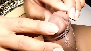 Monstercock Ladyboy And A White Guy Fucking Her Ass