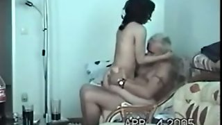 Mature Indian Man With Young Sweet Indian Callgirl