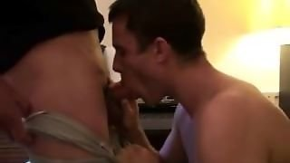 2 College Boys-Facial