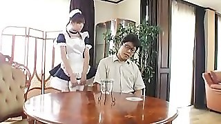 Slutty Natsumi Get Fucked With Carrot Part6