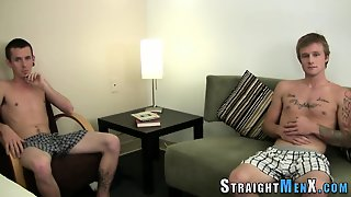 Straight Amateurs Jerking