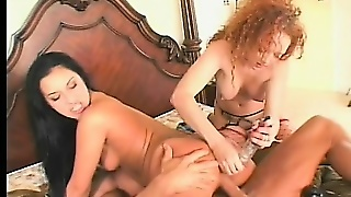 Group Sex Action With A Foursome Using Cocks And Toys For Hot Dp