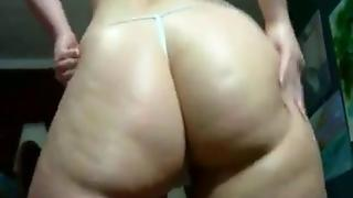White Girl With A Big Butt