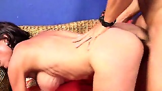 Horny Divorcee From Pussy To Ass