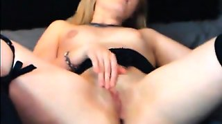 European Babe Toying Box
