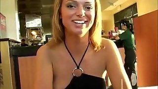 Tits And Pussy Out In Public Places