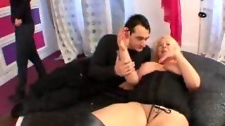 Kate,  French Mature Anal Fucked