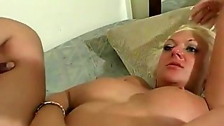 Blonde Milf Gets Anally Wrecked By Black Guy