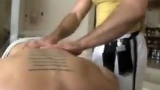 Anal Massage For A Straight Dude