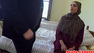 Amateur Muslim Pussyfucked And Mouth Jizzed