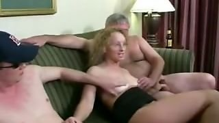 Orgy, Old, Creampie, Mature, Group