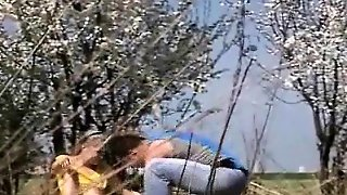 Blow Job In The Countryside