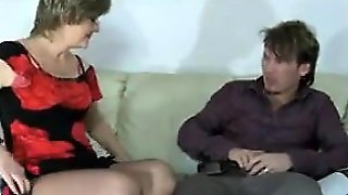 Guy Fucking His Step Mother