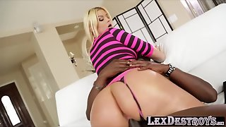 Julie Cash Loves Giving Lex A Titty Fuck