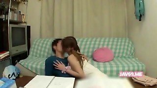 Adorable Hot Japanese Girl Banging Feature 3