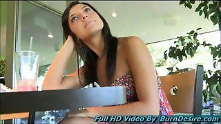 Annalisa Teens Public Nudity