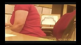 Office Coworker Big Tits No Nudity