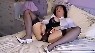Nylon Granny In Ffstockings Mature Mature Porn Granny Old Cumshots Cumshot