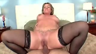 Fat Mom Gives Him The Anal Sex He Craves
