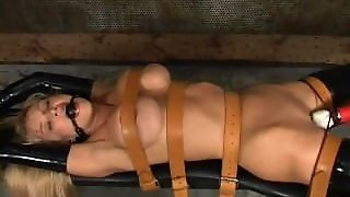 Tanya Danielle Strapped Down