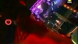 Upskirt Voyur Vid Of Gorgeous Dancing Girls At A Live Music Party