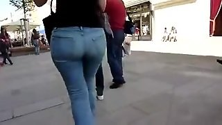 Big And Round Perfect Ass