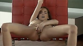 The Most Erotic Hungarian Brunette
