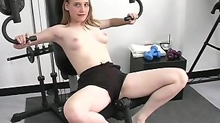 Shy Teen Strips And Spreads