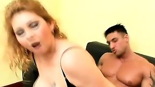Aroused Fat Brunette Hoe Sucking Stiff Part5