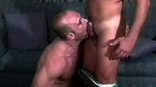 Muscled Guys Get Rid Of Their Uniforms And Engage In Hardcore Gay Sex