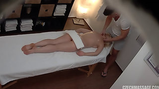 Czech Massage And Hot Fuck