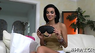 Concupiscent Milf Without Hesitation Jumps Onto A Hard Dick
