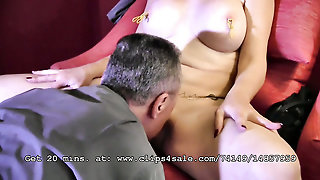 Kristyna Dark Bdsm-Masturbation Bts