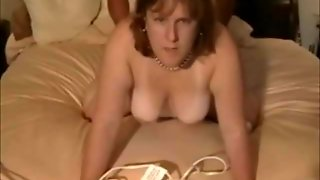 Red Hair, Nice Tits, Pearls, And Dirty Mouth