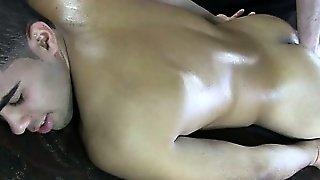 Straight Amateur Latinos Ass Fingering
