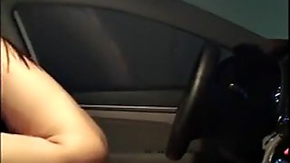 Asian Fuck In The Car