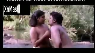 Mallu Girl Sex In River