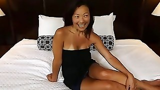 Horny Asian Milf Suck And Fuck