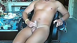 Twink Strip Tease