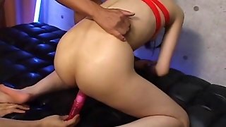 Japanese Babe Tied Up And Used By A Group Uncensored