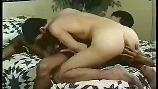 Blowjob In Bed