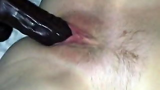 Wife Bating With Bbc Vibrator