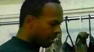 Negro Gays Sexy Blowjob And Nasty Ass Rimming