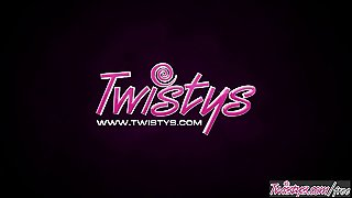 Twistys - Jessa Rhodes Starring At Sweet And
